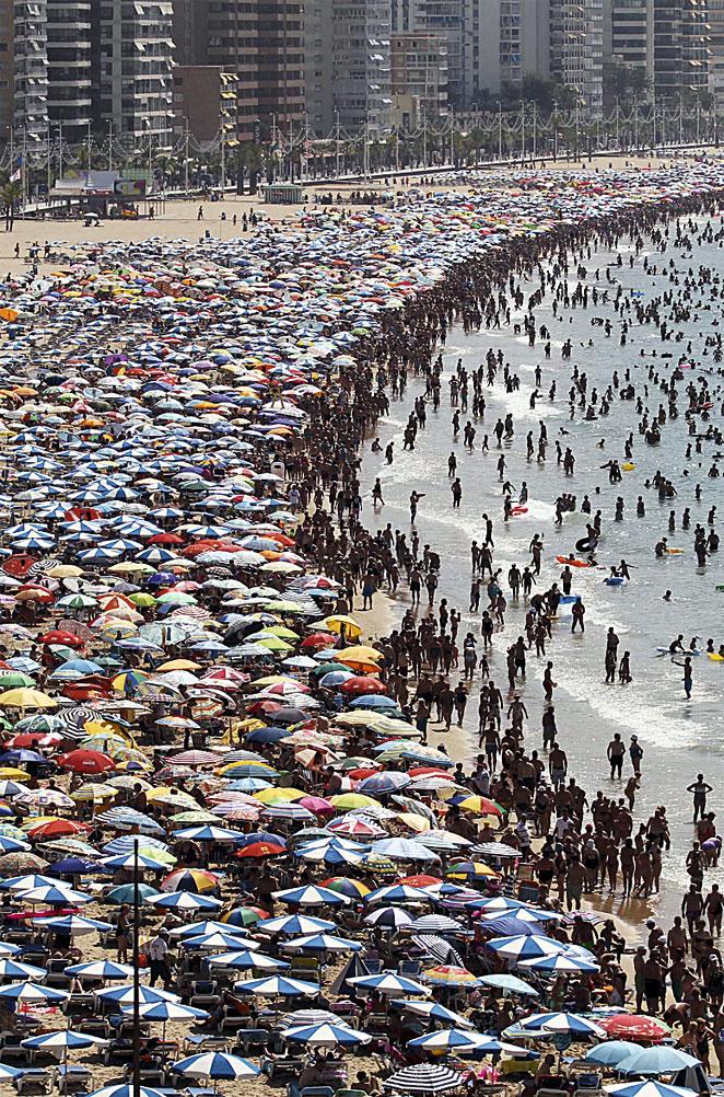 Un día de playa inolvidable