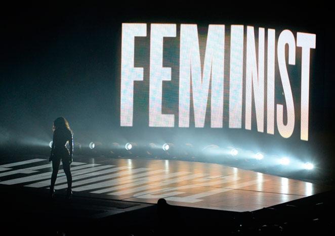 El ayer y el hoy de la imagen feminista