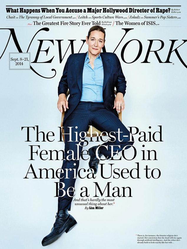 CEO trans