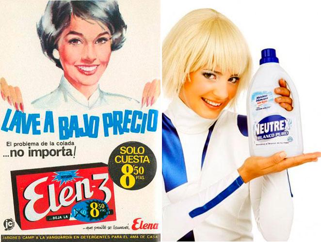 Mujeres y publicidad ha cambiado algo desde 1950 s for Anuncios de productos de limpieza