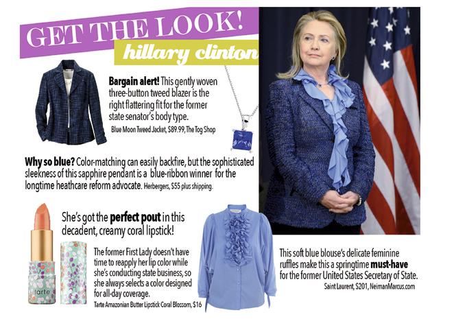Moda políticos