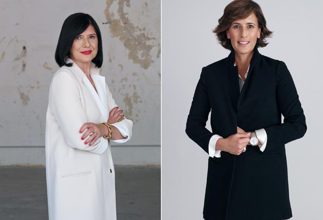 Mujeres fuertes y con estilo