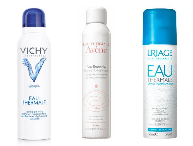 10 usos del agua termal, el cosmético que sirve para todo