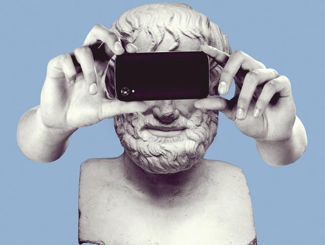 La filosofía se populariza: ¿quién soy?
