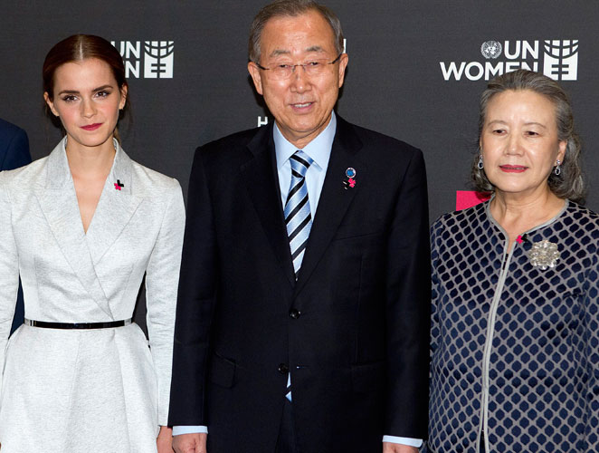 El discurso de Emma Watson en la ONU que todos (hombres y mujeres) deberíamos leer