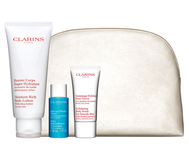 Cofre Clarins