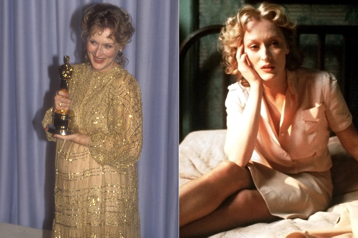 12 transformaciones de actrices que acercan al Oscar