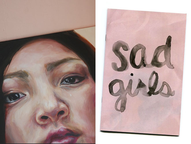 cover sad girls