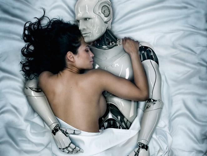robots dentro