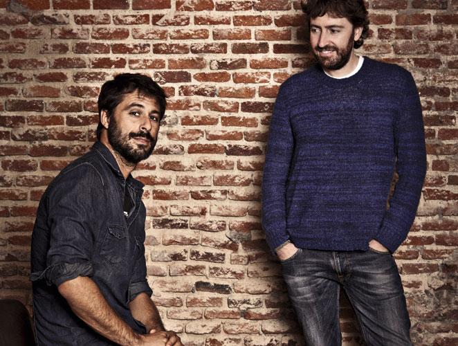 Hugo Silva y Daniel Sánchez Arévalo