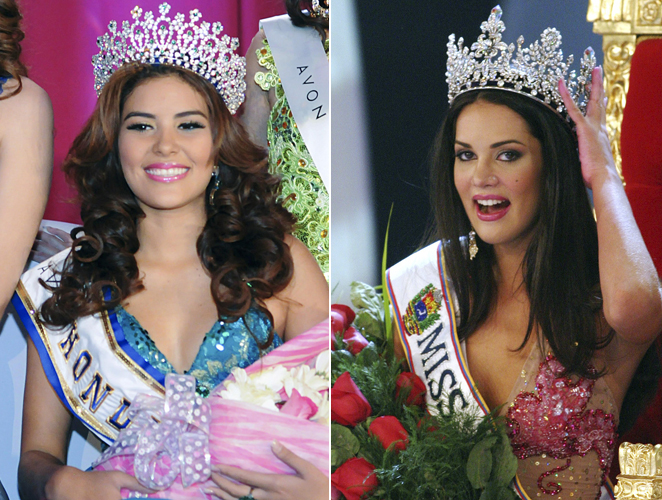 La maldición de ser Miss en Latinoamérica