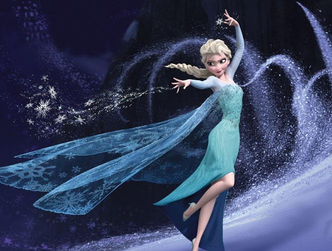Frozen, el negocio que es 'droga' para los niños