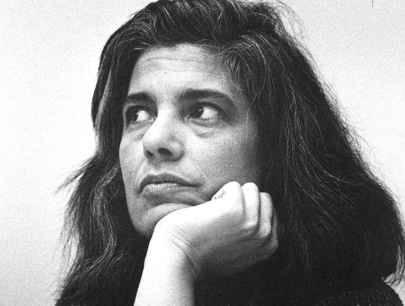 Susan Sontag y su acallada pasión por las mujeres