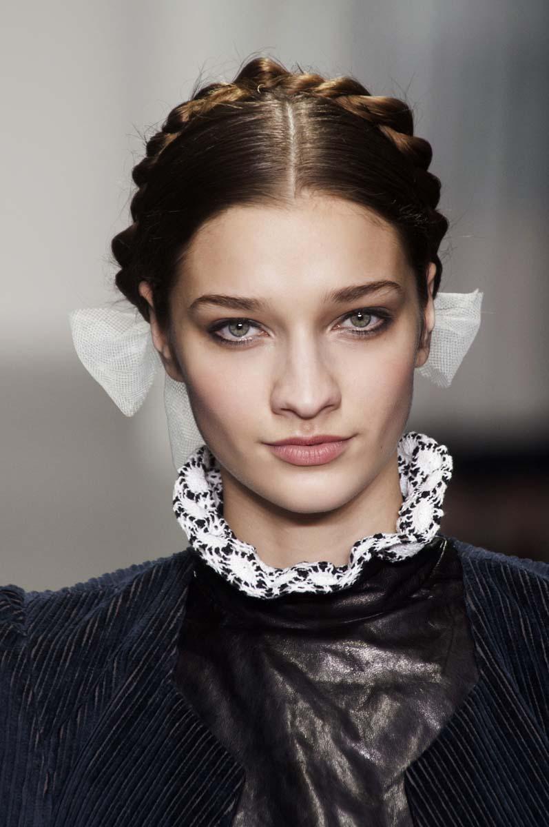 Instrucciones peinados para nochevieja Fotos de cortes de pelo tendencias - 30 peinados de fiesta para triunfar en Nochevieja ...