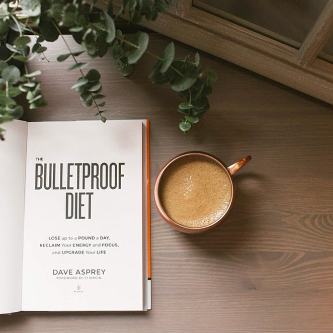 The Bulletproof Coffee: la última súperbebida de 2014