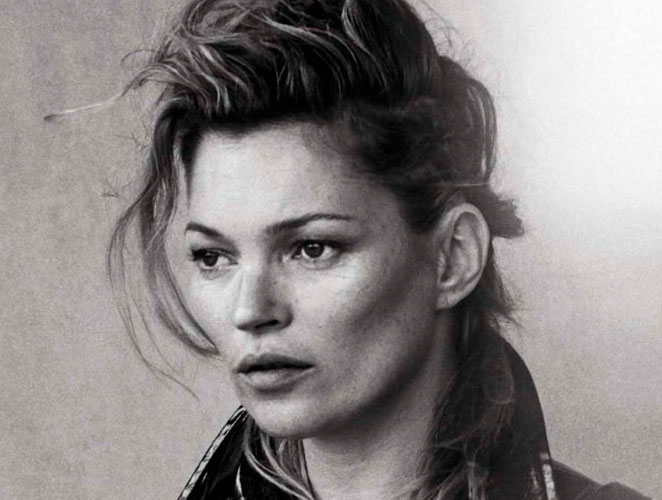 Cover Kate Moss