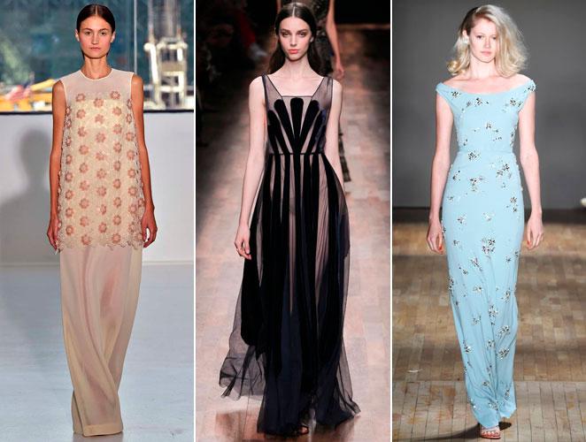 Los vestidos que nos gustaría ver en los Globos de Oro 2015