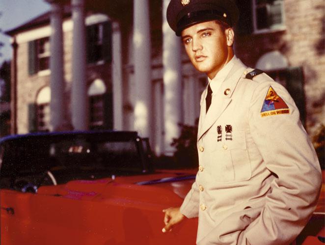Elvis Presley: Graceland vuela de Memphis a Londres