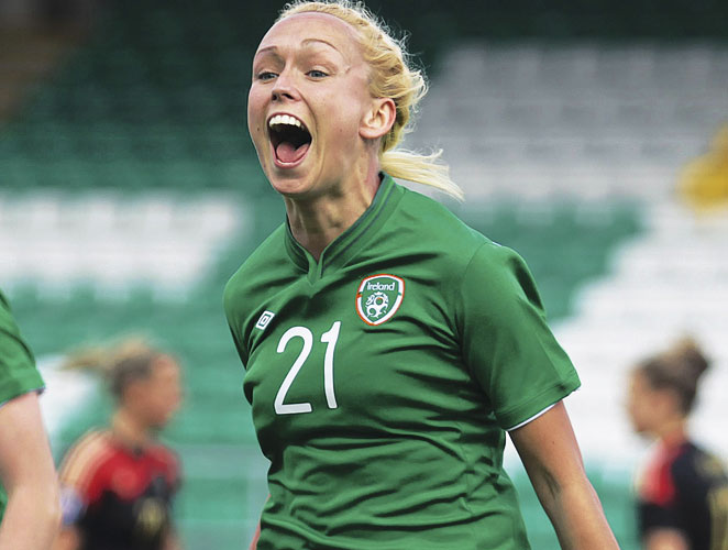 El 'golazo' del fútbol femenino