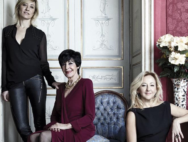 Mujeres con tablas: las más grandes del teatro español