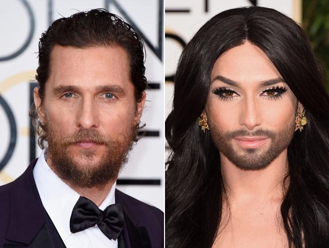 Vota: ¿Cuál ha sido la mejor barba de la noche?