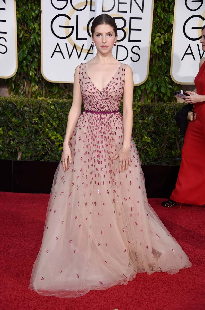 La alfombra roja de los Globos de Oro 2015 | Actualidad, Moda | S ...