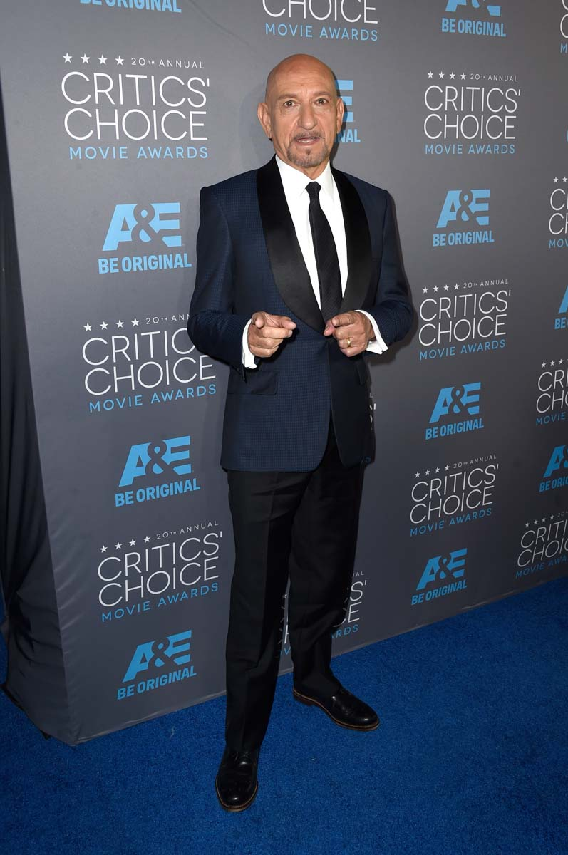 todos los looks de los critics choice awards