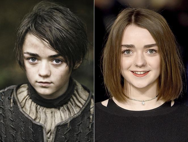 Arya se independiza de Invernalia