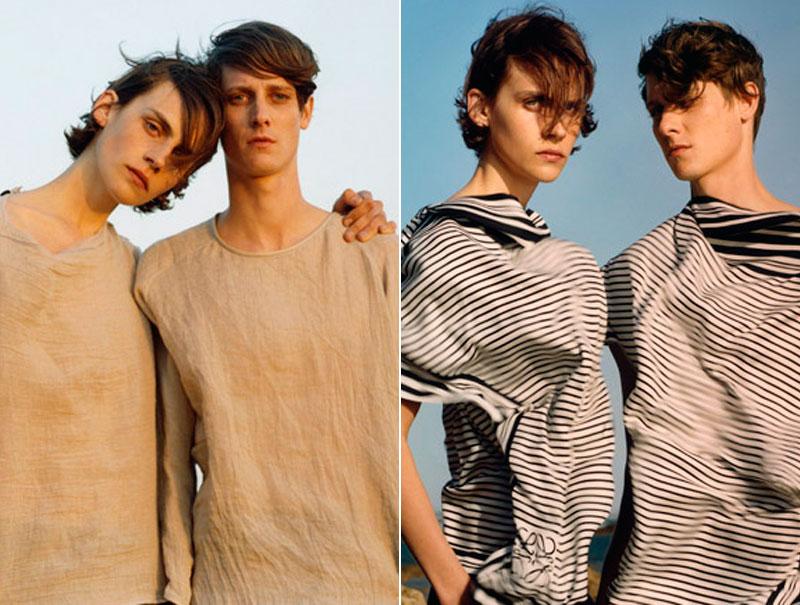 A la moda le da igual que seas hombre o mujer