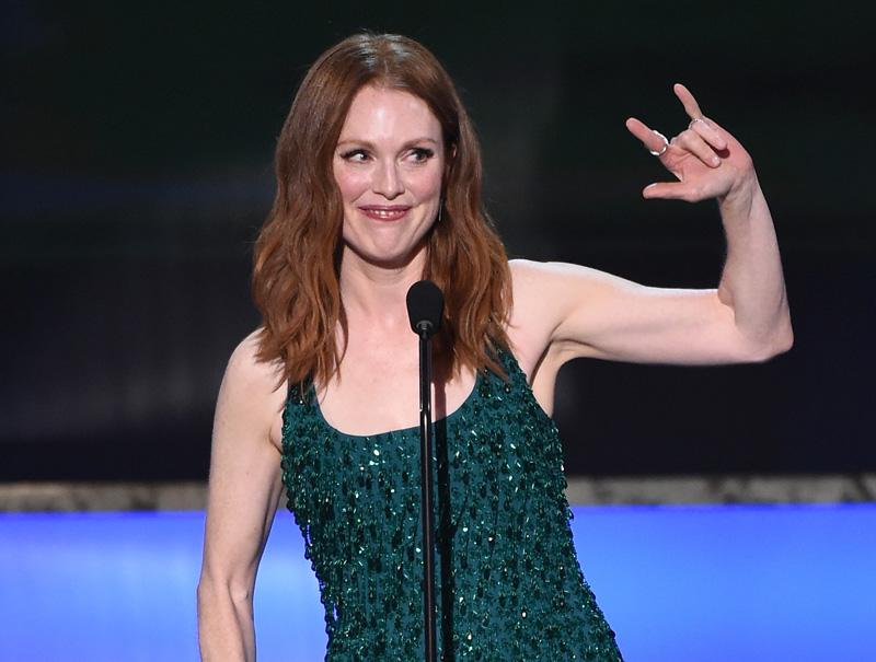 Por qué las actrices se rebelan contra la 'mani cam'