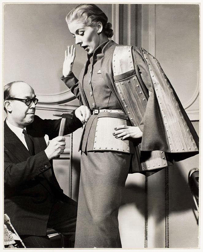 Los otros balenciaga los modistos espa oles que for Chambre de la haute couture