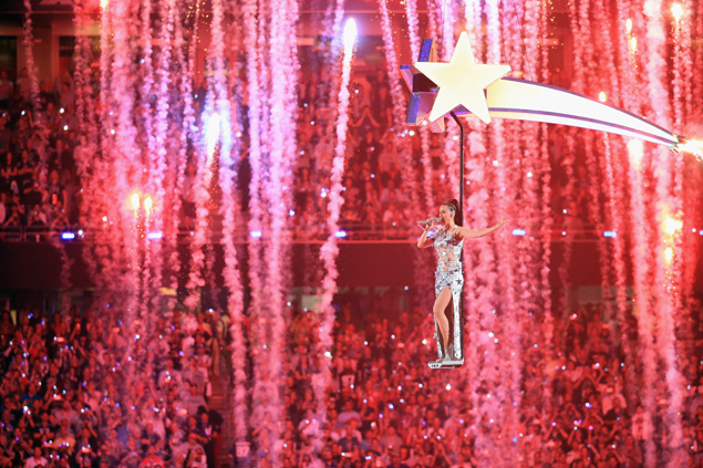 Katy Perry Superbowl