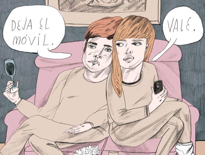 Retratos gráficos del amor en el siglo XXI