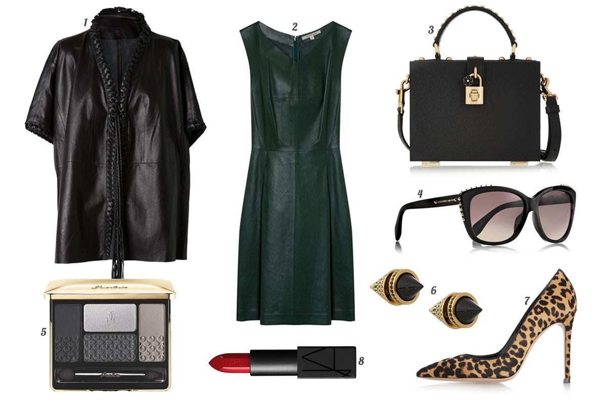 Ideas Las Combinar Moda S Shopping Piel De Para Prendas 130 qdt7wxvAq