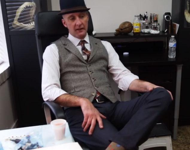 Tatuador Vinnie Meyers