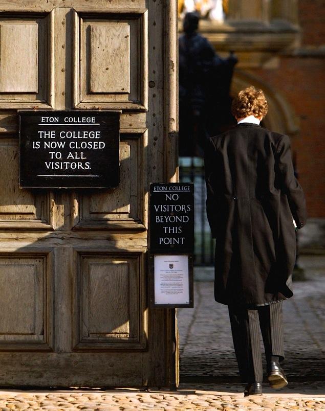 Eton College, una insaciable factoría de niños bien | Celebrities ...