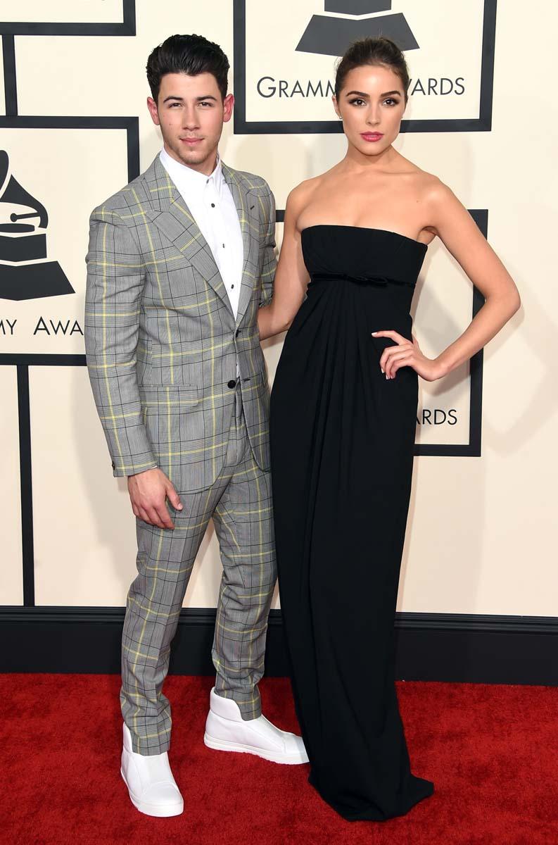 Grammy 2015 vestidos alfombra roja