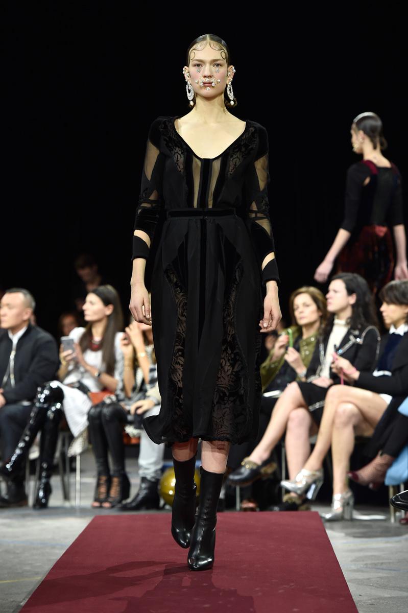 Givenchy Otoño Invierno 2015/16