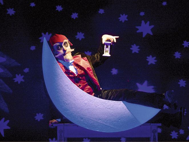 Teatro para niños: el triunfo de lo pequeño, a escena