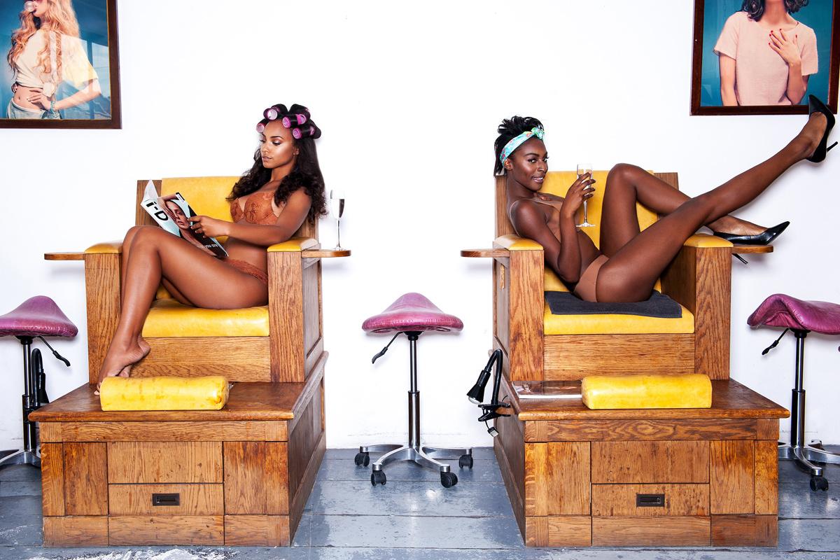 nubian skin marca ropa interior distintos tonos de piel