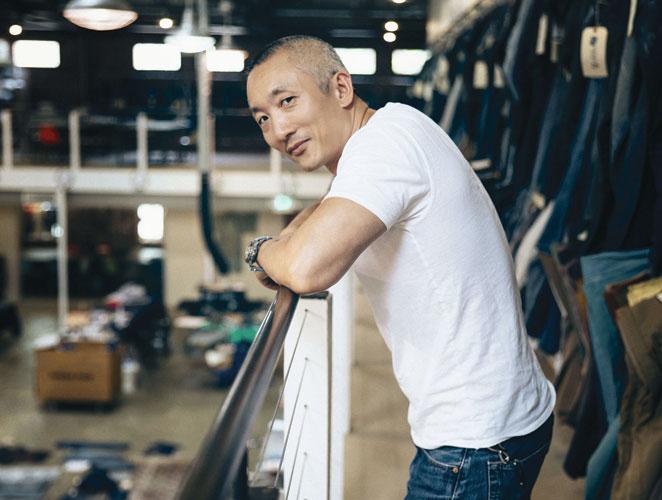 """Jonathan Cheung: """"El jean es una prenda con memoria"""""""
