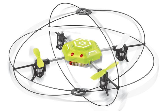 Los drones toman las calles