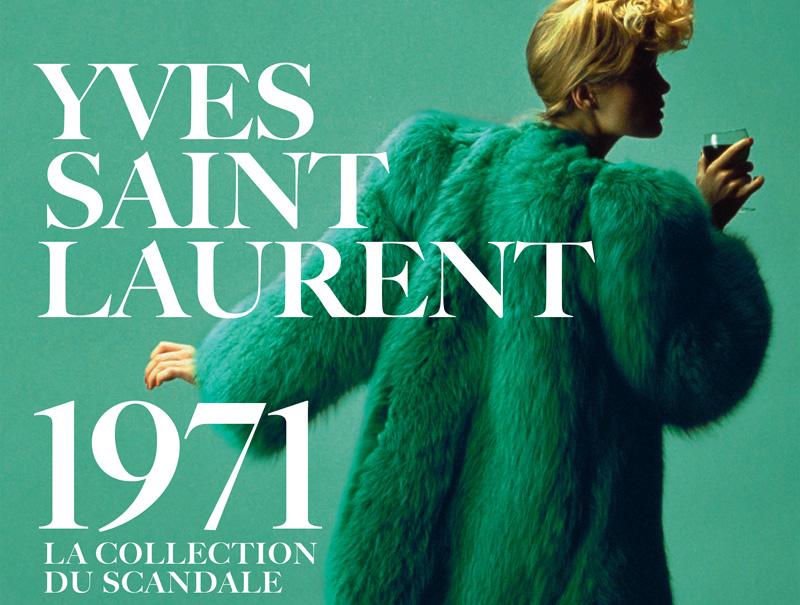 """""""¡Fea y de mal gusto!"""": la colección escándalo de Yves Saint Laurent"""