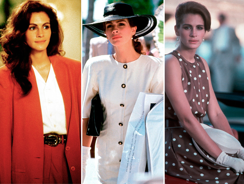 cover estilo Pretty Woman Julia Roberts