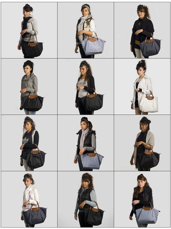 La prueba definitiva de que todos vestimos igual | Actualidad, Moda ...