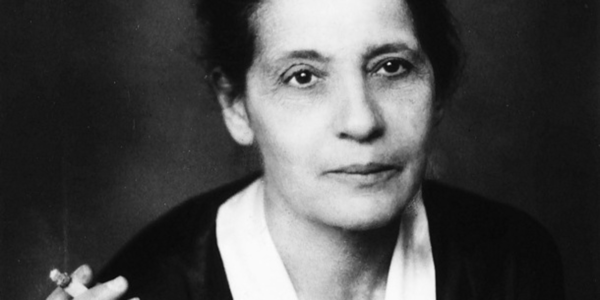 Emmy Noether mujeres fascinantes olvidadas en tus libros de Historia