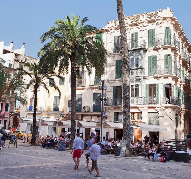 6 razones por las que palma de mallorca es la mejor ciudad - Muebles baratos palma de mallorca ...