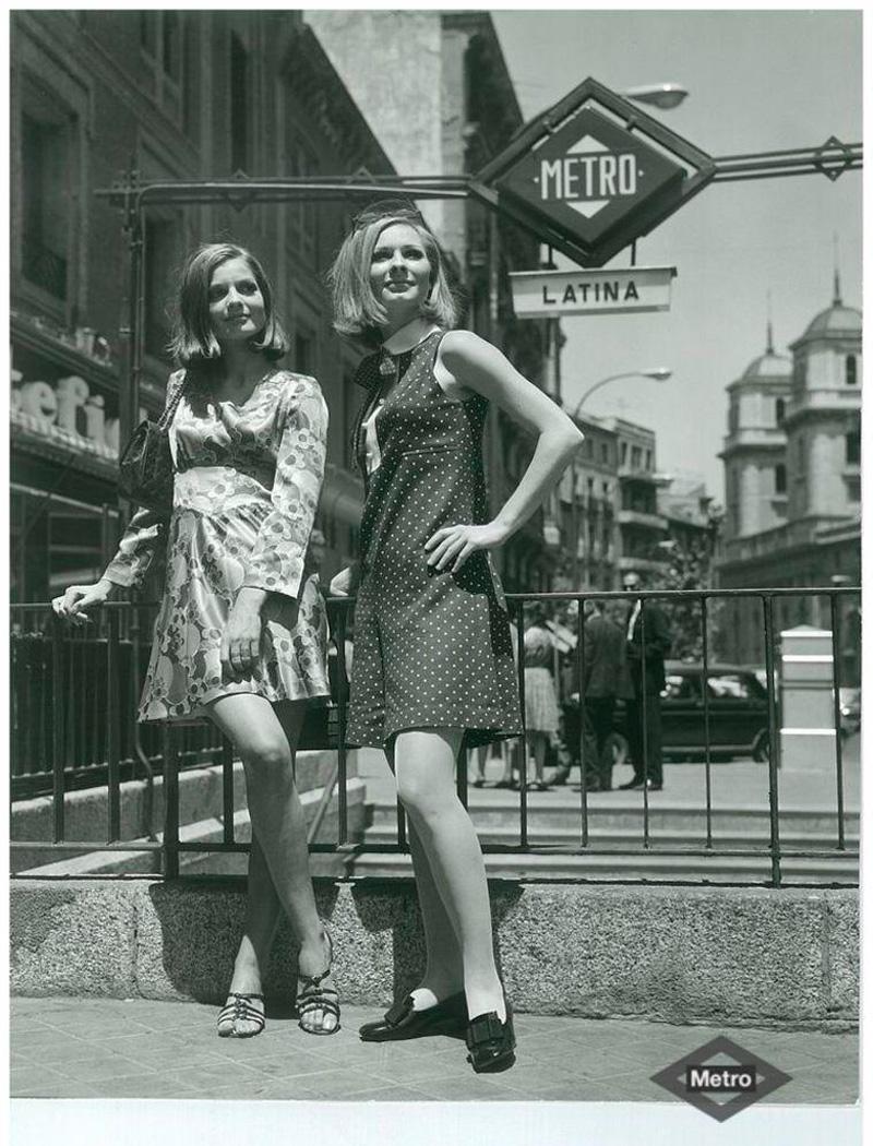 metro mujeres