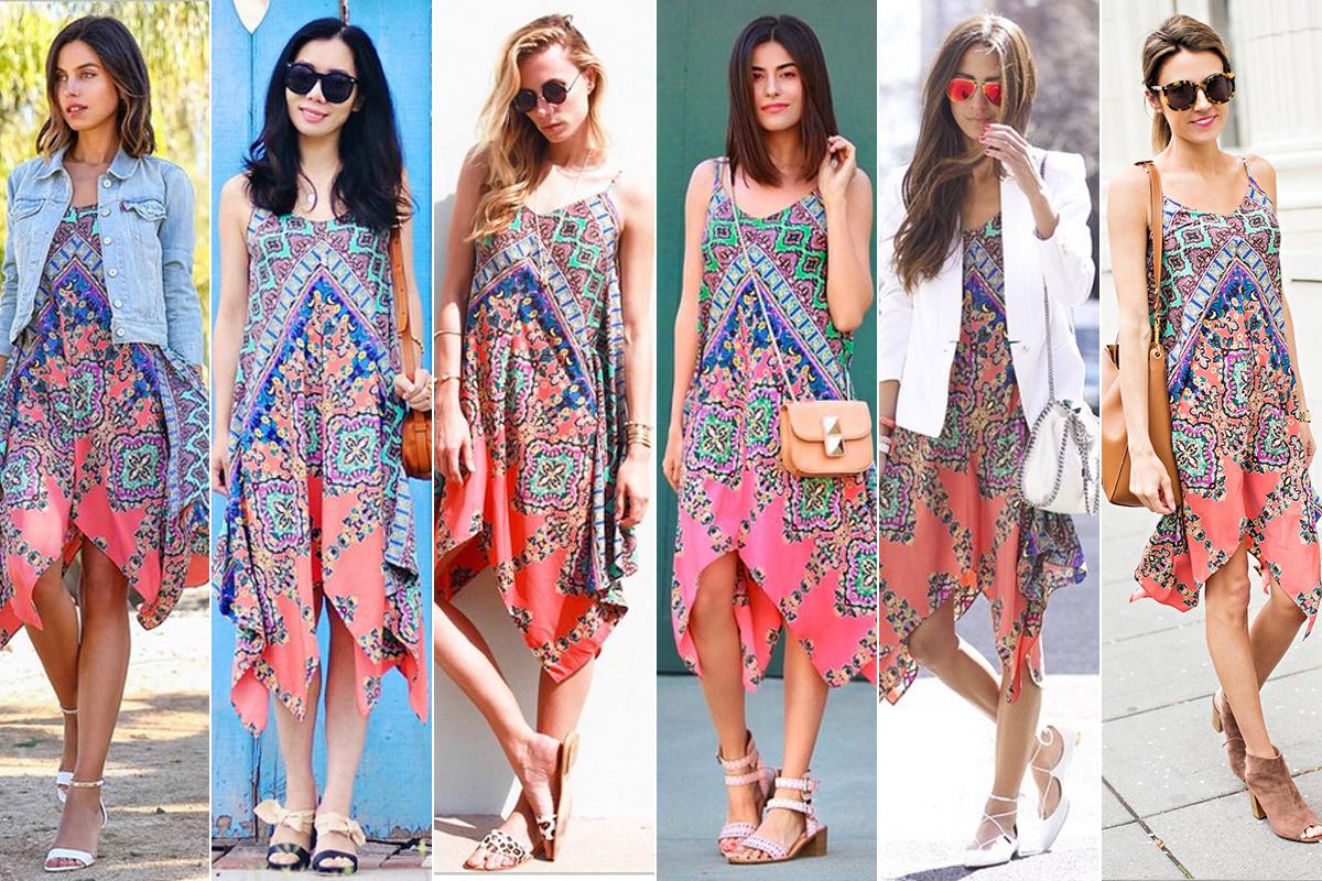 vestido blogueras