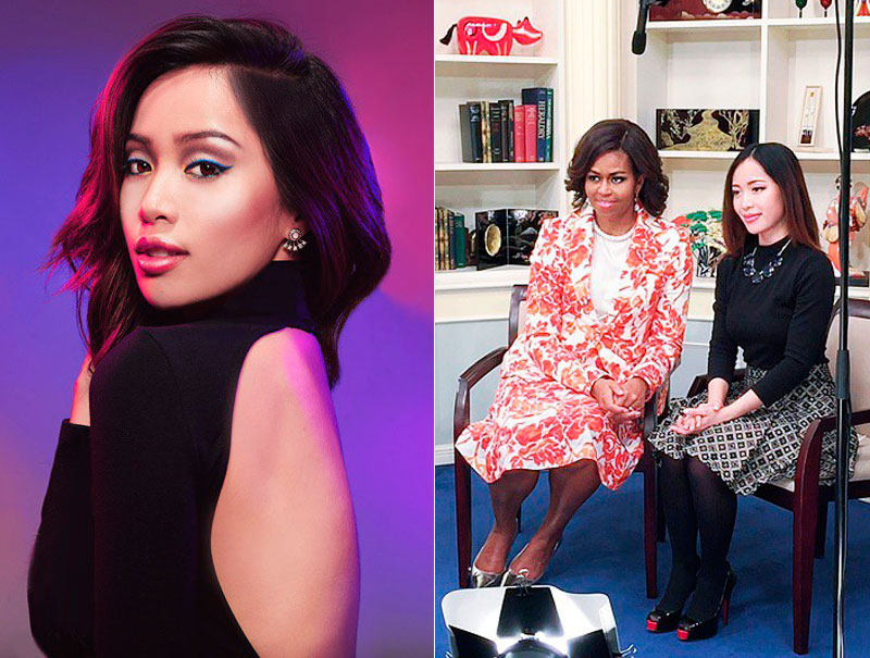 Michelle Phan, de YouTube a la Casa Blanca | Belleza | S Moda EL PAÍS